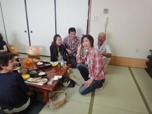 近藤様家族会 (1)